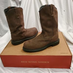 Red Wing Supersole 4436 Pull On Boots Sz 13